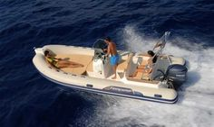Charter Semi-rigid Capelli Tempest 625 Boat in Nice: https://getmyboat.com/boat/27576