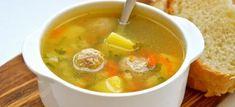Как приготовить суп с фрикадельками. Отличная подборка рецептов приготовления. — Бабушкины секреты