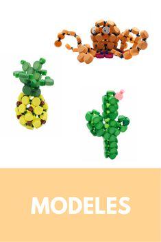 Des animaux, des fruits, des plantes ... Développez la créativité et la motricité fine de vos enfants en créant des oeuvres Clipit en bouchons. Jeu écologique, made in France et responsable.