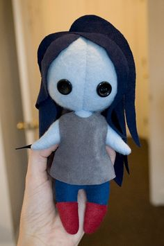 A Princess in Wolf's Clothing, superpunch2: Plush Marceline. SO ...