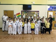 After School Club Images by Taekwon-do-Wales