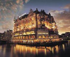 Hotel Europe In Amsterdam Holland