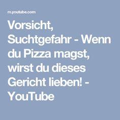 Vorsicht, Suchtgefahr - Wenn du Pizza magst, wirst du dieses Gericht lieben! - YouTube