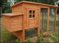 Easy Chicken Coop Plans can be downloaded instantly.