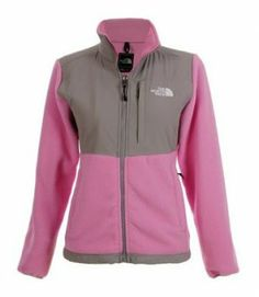 Light Pink Womens The North Face Denali Jackets Sale