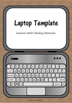printablecomputerkeyboardlaptop | bastelarbeiten, laptop tastatur und tastatur