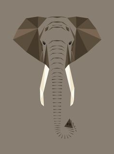 Animal Alphabet - Mat Mabe E for Elephant - Loxodonta africana Be-tusked, flappy-eared, super-intelligent beauty of a beast. ORDER NOW