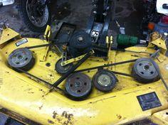 John Deere af Bagging Kit (48C/48X Mower) GT235, GT245   John ...