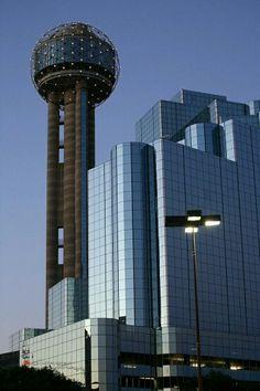 Reunion Tower - Dallas