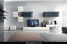 awesome Bellona mobilya lcd tv üniteleri 2016