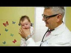 Kinderarzt zeigt den Supertrick: So hört jedes Baby auf zu weinen   Blick am Abend