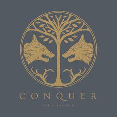 Awesome 'Destiny+-+IRON+BANNER' design on TeePublic!