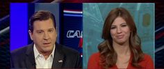 Fox News' Eric Bolling Hangs Michelle Fields Out To Dry To Satisfy His Master, Donald Trump.     Is there anybody with any integrity these days who will stand up to Donald Trump and his band of goons?
