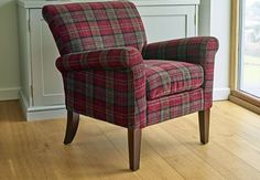 GFA - Balmoral Accent Chair Product Image