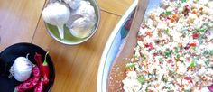 Taboulé van bloemkool ♥ Foodness - good food, top products, great health