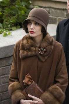 And if you're going for full-on glamour, cloches are crucial. - These look gorgeous with extremely simple, elegant dresses and coats. | 14 Reasons You Should Definitely Wear More Hats