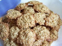 Dairy-Free Overnight Oatmeal Cookies - sub coconut oil for canola, and coconut palm sugar for brown.  also gluten-free :)