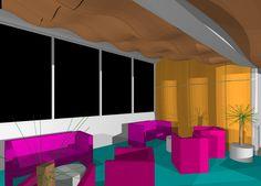 NYIUC Students Lounge - 2012