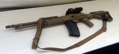 HCAR-3 Heavy Counter Assault Rifle. Modern day BAR