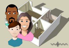 Familia y Hogar / Family and Home by ~Mediqiam on deviantART