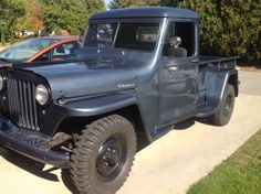 1947 Willys Truck - Photo submitted by Timm Ringer.