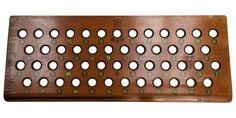1938 Keeno Star Reversible Gaming Board on Chairish.com