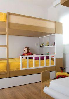 7 quartos que agradam filhos e pais - Casa