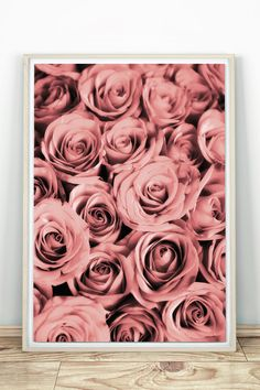 Girls Wall Decor For Bedroom. Guide for you to repair your house's wall home interior Dusty Pink Bedroom, Rose Bedroom, Blush Bedroom, Pink Bedroom Decor, Pink Bedrooms, Pink Room, Bedroom Art, Dusty Rose Bedding, Blush Pink Living Room