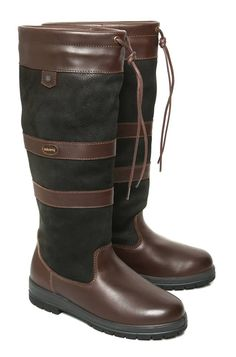 The Dubarry Galway ExtraFit™ Country Boots are the classic signature from Dubarry, in an ExtraFit™. Dubarry has developed a variation of the iconic Dubarry Galw Dubarry Boots, Adventure Boots, Country Boots, Equestrian Style, Equestrian Outfits, Childrens Shoes, Shoe Brands, Black Boots, Leather Boots