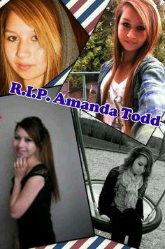 R. I. P. Amanda Todd