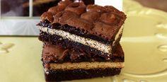 Maak deze yummy brownie-cookie-marshmallow snacks in een handomdraai | Fashionlab