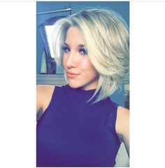 Savannah Chrisley's hair though