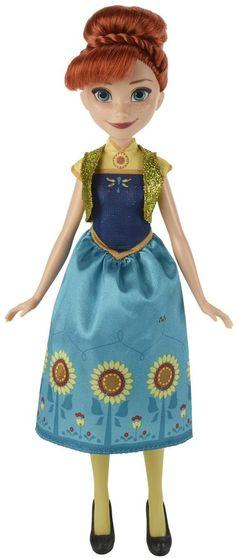 Disney Frozen Fashion Doll Anna