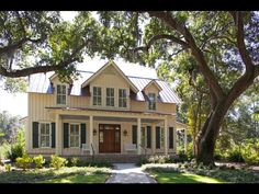 Palmetto Bluff - love this house!