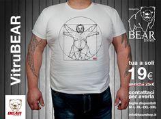 T-Shirt VitruBEAR by BearFriends