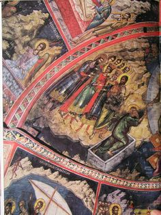 Фрески. Греция (альбом) | VK Bohemian Rug, Icons, Rugs, Painting, Home Decor, Byzantine, Farmhouse Rugs, Decoration Home, Room Decor