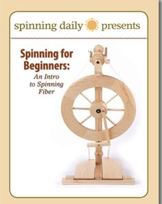 Guide to Spinning Fiber - Spinning for Beginners