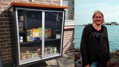 Joan heeft kast met gratis eten voor de deur: 'Heel mooi wat hier gebeurt' - RTL Nieuws