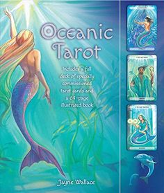 Oceanic Tarot: Includes a full desk of specially commissi…