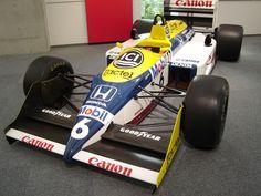 Williams FW11 1986