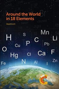 This book brings Chemistry to life with a tour of 18 elements.