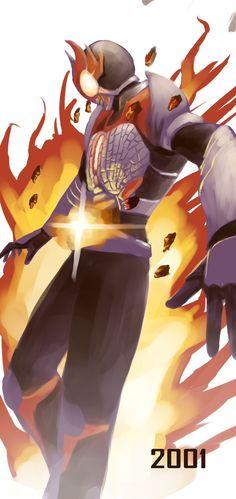 Kamen Rider Agito (2001th)