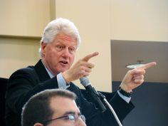 AR Woman Recalls Bill Clinton's Infamous 10 Inch