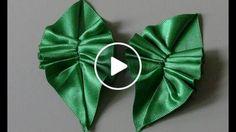Diy Lace Ribbon Flowers, Ribbon Art, Fabric Ribbon, Ribbon Crafts, Flower Crafts, Fabric Flowers, Kanzashi Tutorial, Ribbon Embroidery Tutorial, Silk Ribbon Embroidery