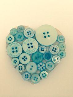 Button heart  https://m.facebook.com/sunflowersinthesea.shop