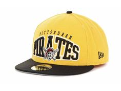 Pittsburgh Pirates New Era MLB High Heat 59FIFTY Hats