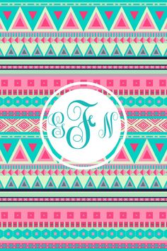 32 Monograms Ideas Monogram Wallpaper Monogram Monogram App