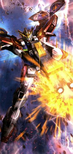 #Gundam, #GundamWing, #Mecha