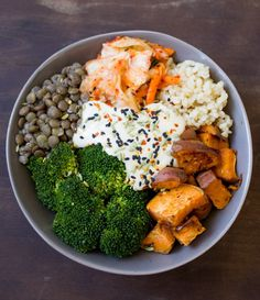 Buddha Bowls Are The Healthy Lunch Craze You'll Actually Want To Try