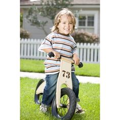 Would it not be great if one day my kid would cycle with me over the Rockies?  I think now is a good time to start..  Amazing would product.  Prince Lionheart Balance Bike  $59.96 #gift #holidays #bicycle #kids #moms